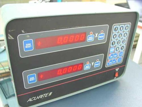 Acu Rite Acu Rite Iii Digital Readout System