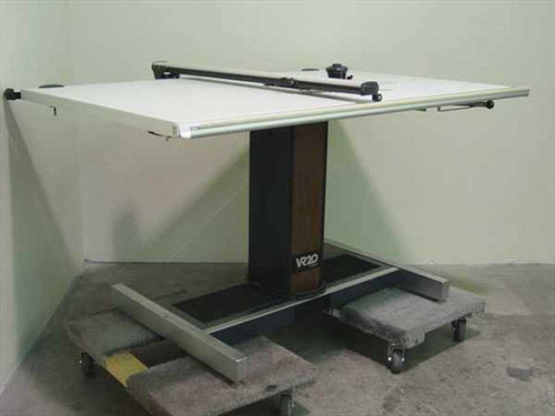 Hamilton Industries Vr20 Stratasteel 40 Quot X60 Quot Drafting Table