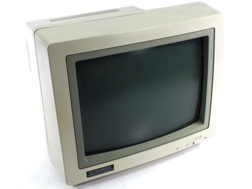 Goldstar Mbm 2105g 11 Quot Monochrom Green Crt Monitor With