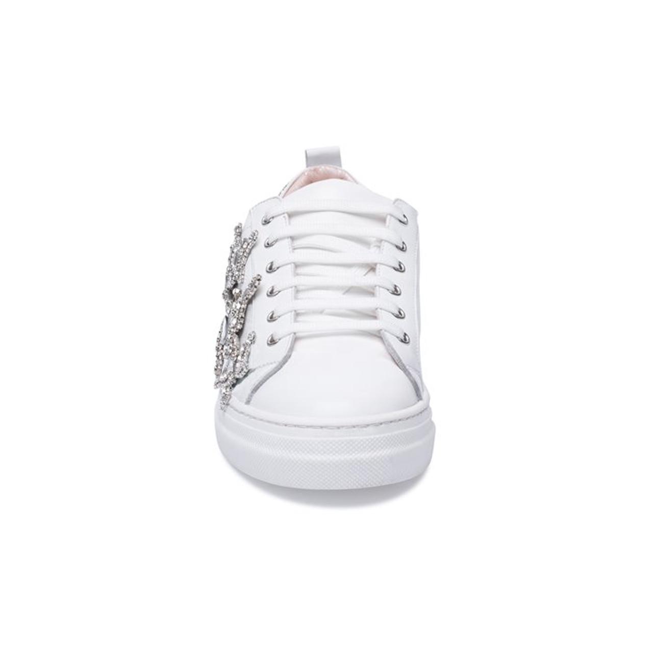 Jet Sneaker White