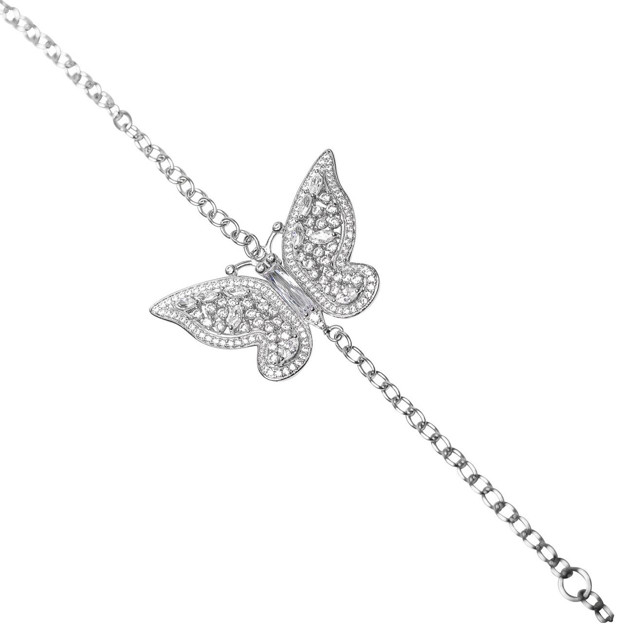 Butterfly Swarovski Bracelet