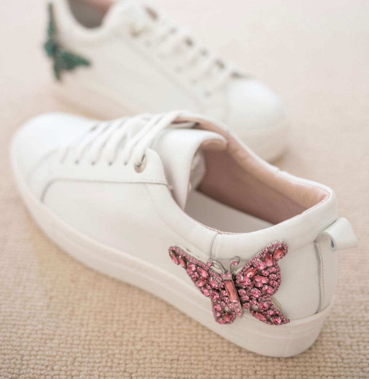 Rocket Sneaker Pink Crystal