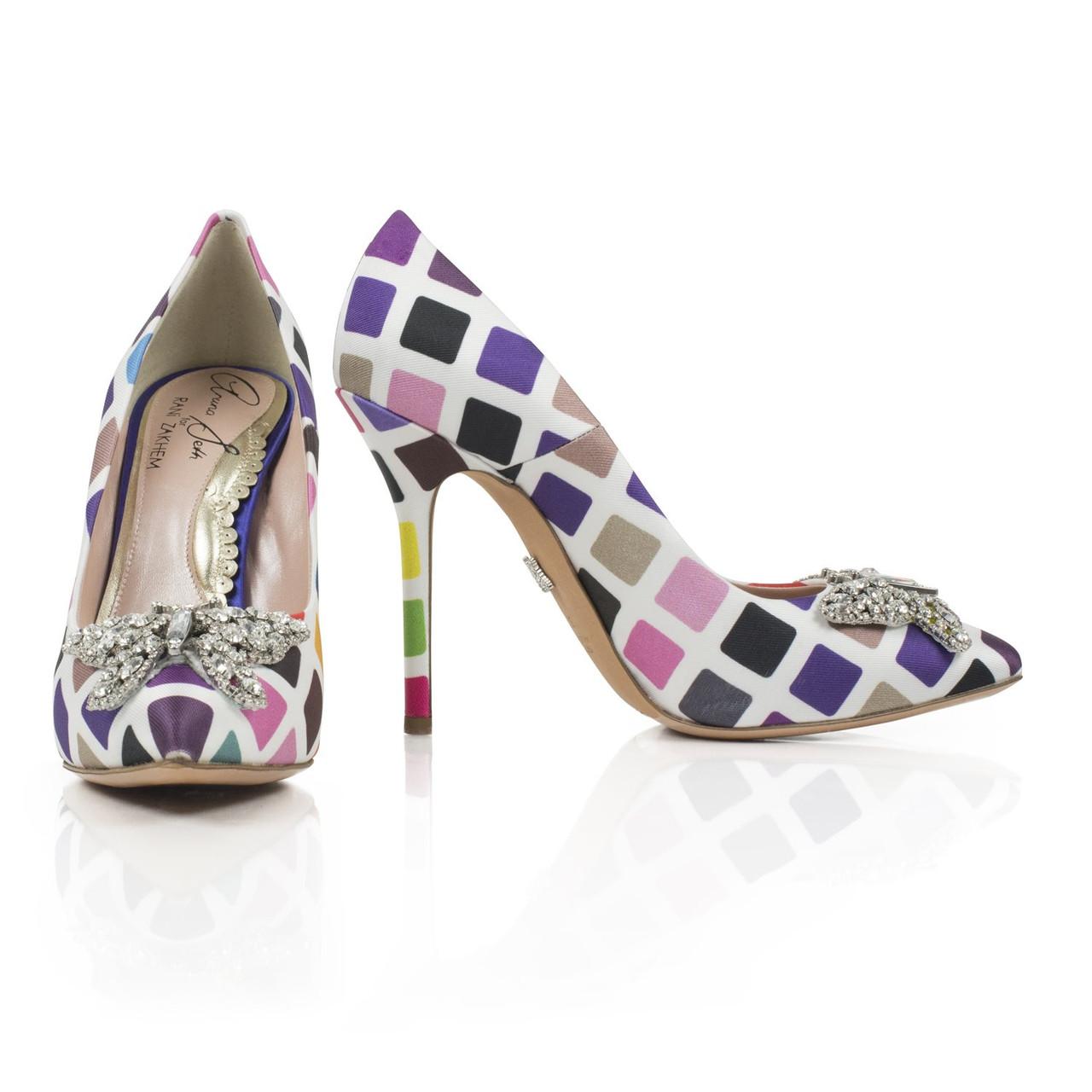 Farfalla Limited Edition Rainbow Rani Couture Pointy