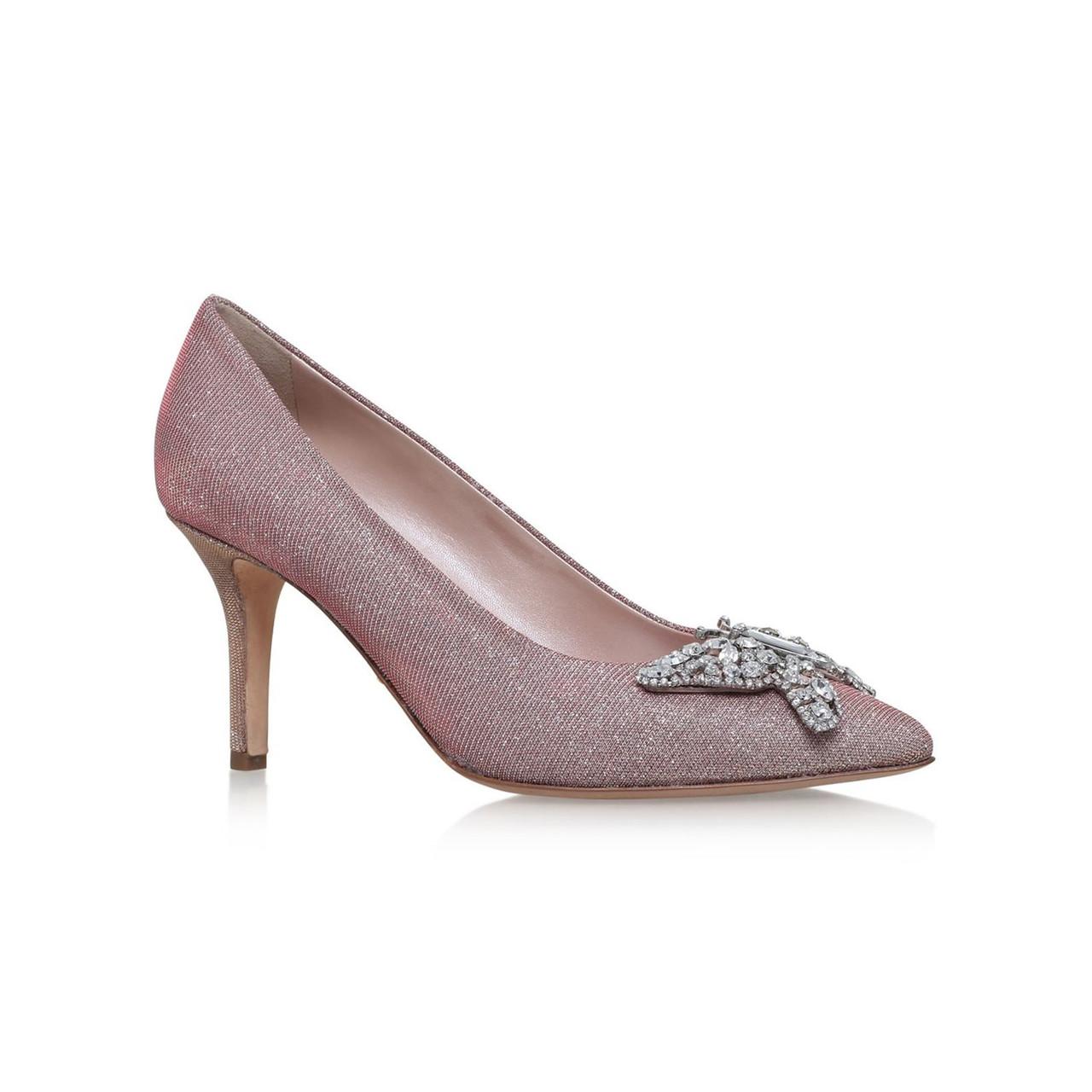 Emilia Farfalla Stiletto Pink Notturno