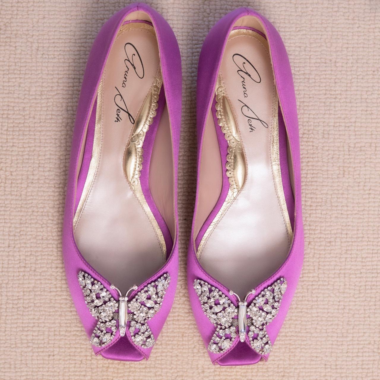 Liana Lilac Orchid Satin