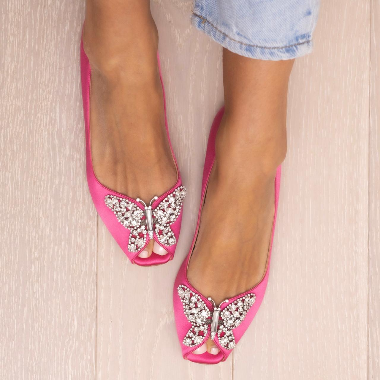 Liana Dusk Pink Satin