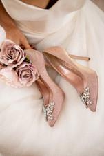 April Farfalla Stiletto Pink Notturno