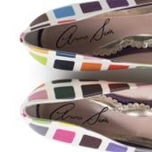 Liana Ballerina Rainbow Rani Couture Satin