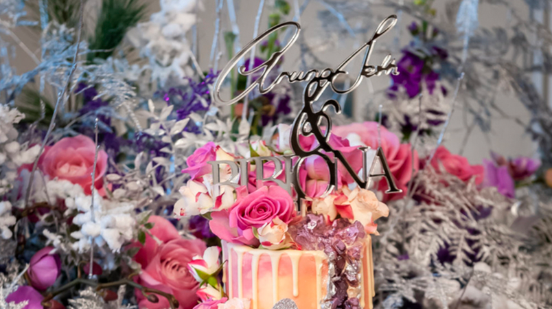 Christmas Fairy Tale - Bibiona Couture & Aruna Seth