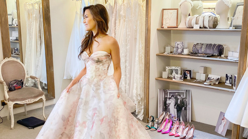 Choosing My Wedding Dress: Wedding Dress Shopping