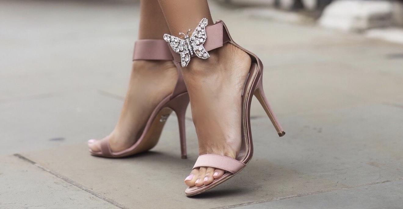 designer heels uk