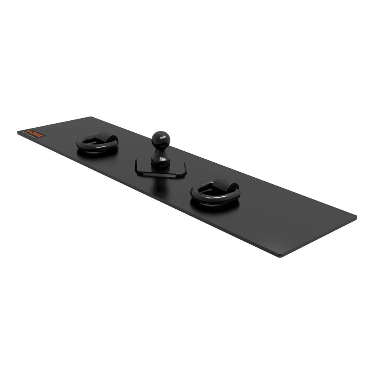 Gooseneck Bent - Flat Plate