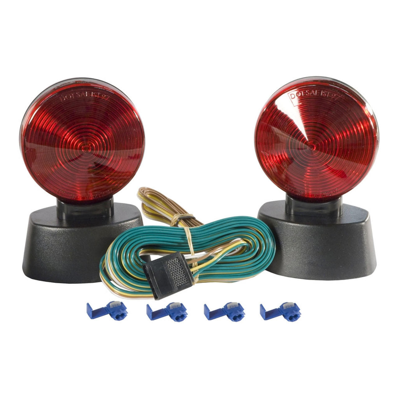 Magnetic Towing Lights