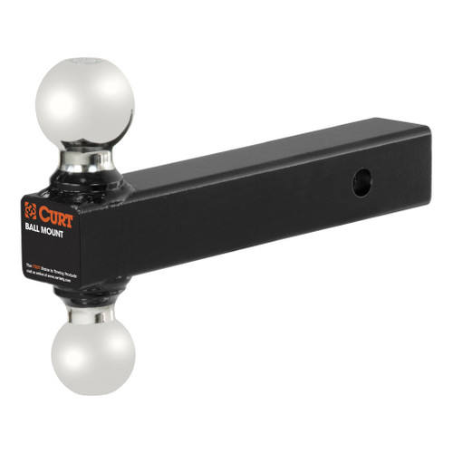CURT Multi-Ball Mount #45665 Image 1