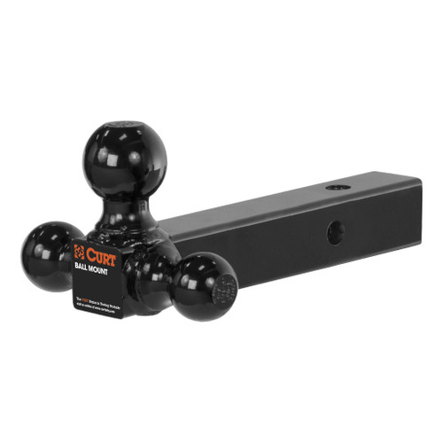 CURT Multi-Ball Mount #45650 Image 1