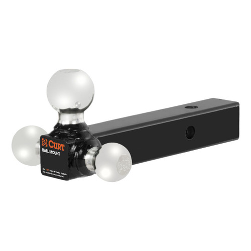 CURT Multi-Ball Mount #45655 Image 1