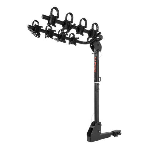 CURT Extendable Hitch Mounted Bike Rack #18030 Image 1