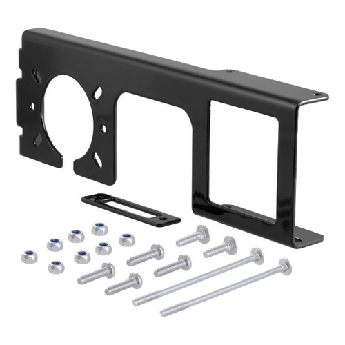 CURT Easy Mount Electrical Bracket #58000 Image 1