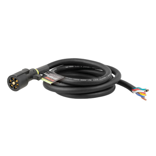 CURT 7-Way RV Blade Replacement Trailer Harness #56602 Image 1