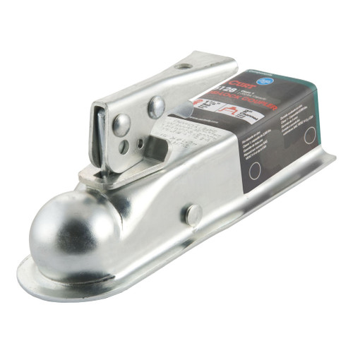 CURT Posi-Lock Coupler #25128 Image 1