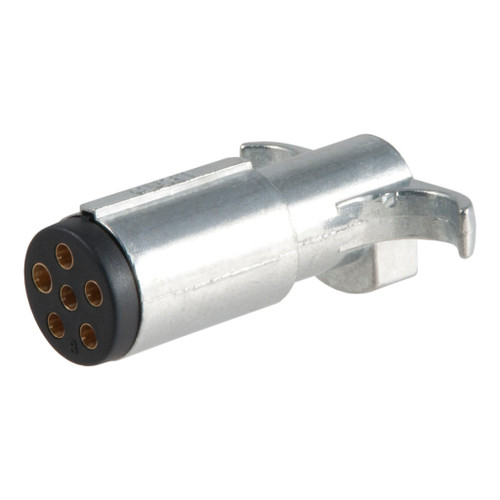 CURT 6-Way Round Connector #58080