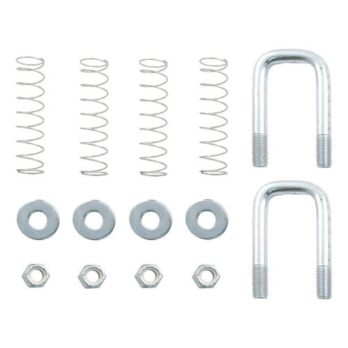 CURT Safety Chain U-bolt Kit #66113 Image 1
