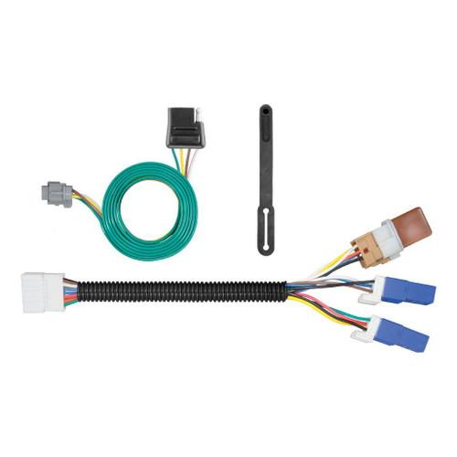 Curt Custom Wiring Connector - NISSAN AND SUZUKI