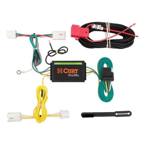 Curt Custom Wiring Harness -INFINITI Q50 14-20