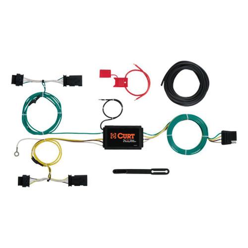 Curt Custom Wiring Harness -JEEP RENEGADE 15-21