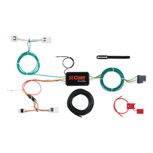 Curt Custom Wiring Harness -CHEVY/NISSAN 13-21