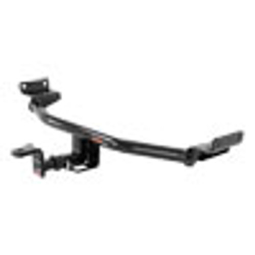 Curt Class 2 Trailer Hitch with Ball Mount - 122413