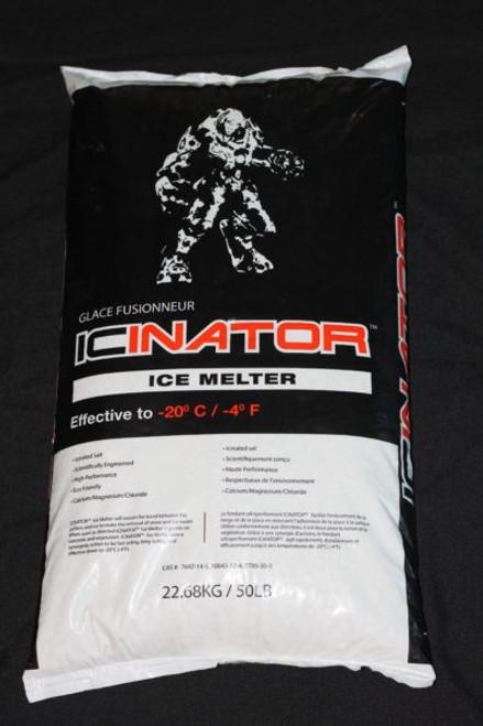 Icinator White Ice Melt 50# Bag