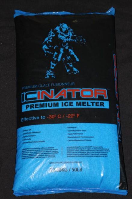 Icinator Premium Blue Ice Melt 50# Bag