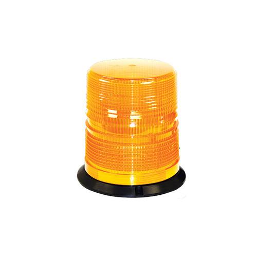 Amber 8 Flash LED Strobe Light