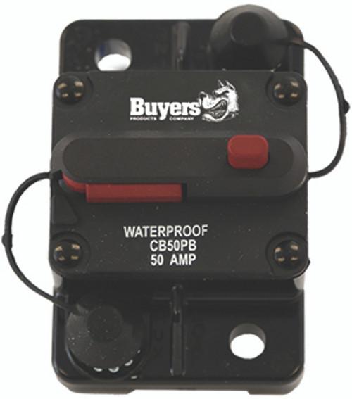 50 Amp Circuit Breaker, High Amp - CB50PB