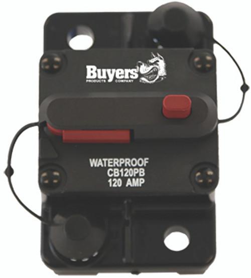 120 Amp Circuit Breaker, High Amp - CB120PB