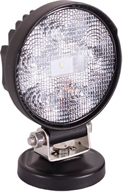 Round Clear LED Flood Light, Magnetic - 1492130