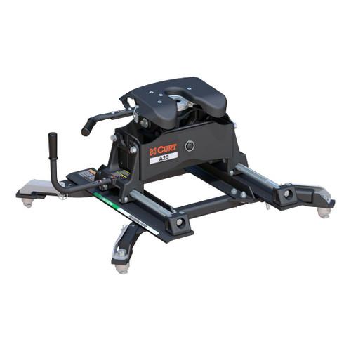 Curt A20 5th Wheel Ram OEM Puck w/ Roller - 16686
