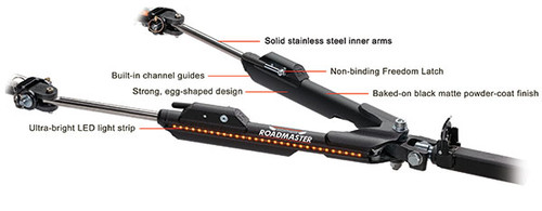 Roadmaster Nighthawk Tow Bar