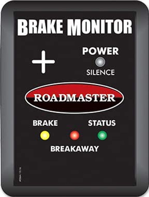 Roadmaster UNIVERSAL BRAKE MONITOR