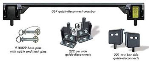 ROADMASTER QUICK DISCONNECT COMPLETE BASE ASSEMBLY