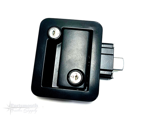 DOOR LATCH ENTRY CAMPER