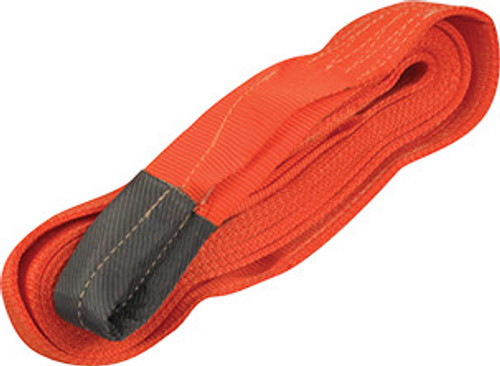 """RECOVERY TOW STRAP 4"""" X 25'"""