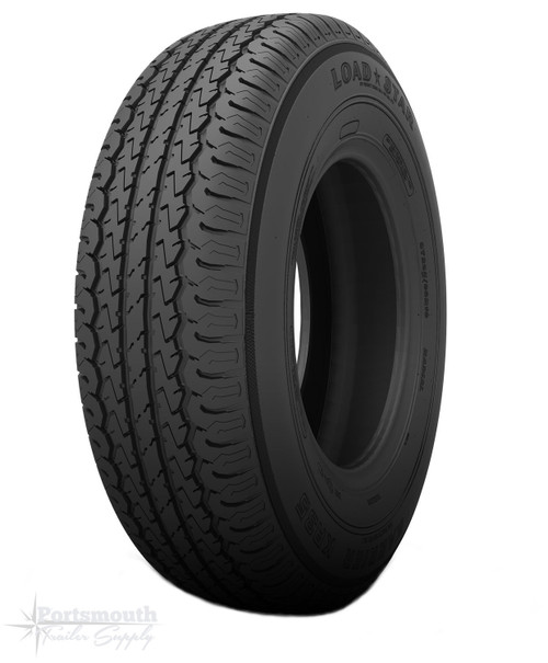 "15"" Radial Tire- 225/75R 15D"