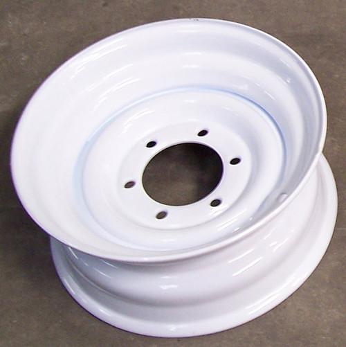 """14.5"""" Wheel- 6 Lug- Painted"""