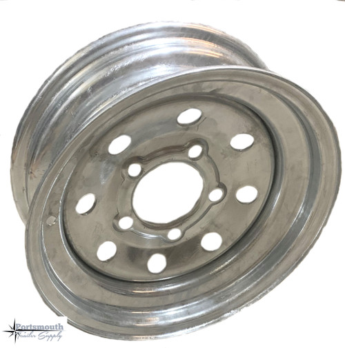 "12"" Wheel - 5 Lug - Galvanized"