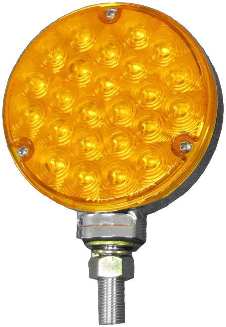 LIGHT LED AMBER- PEDESTAL