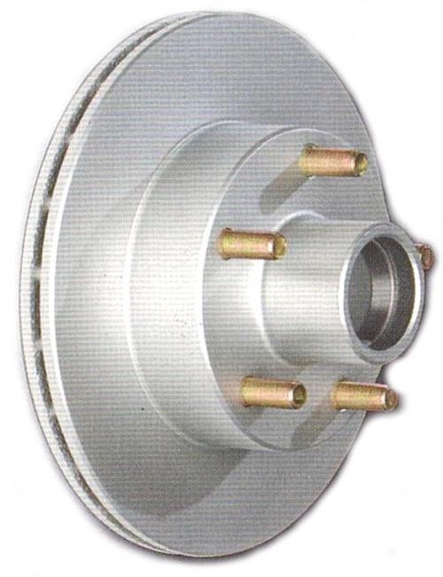 "Disc  Brake Hub/Rotor 10""  Galv-X"