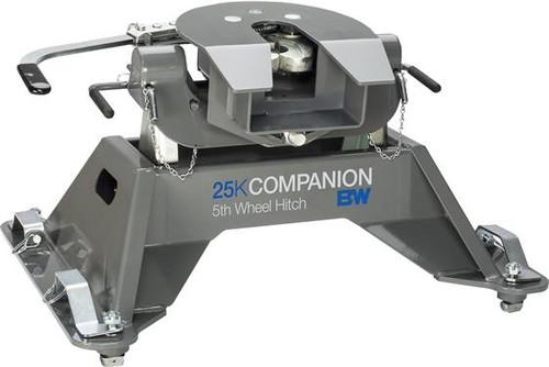 25K Companion 5th Wheel- 2020-2021 GM Puck System