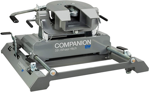 20K Companion Slider 5th Wheel- 2016-2019 GM Puck System